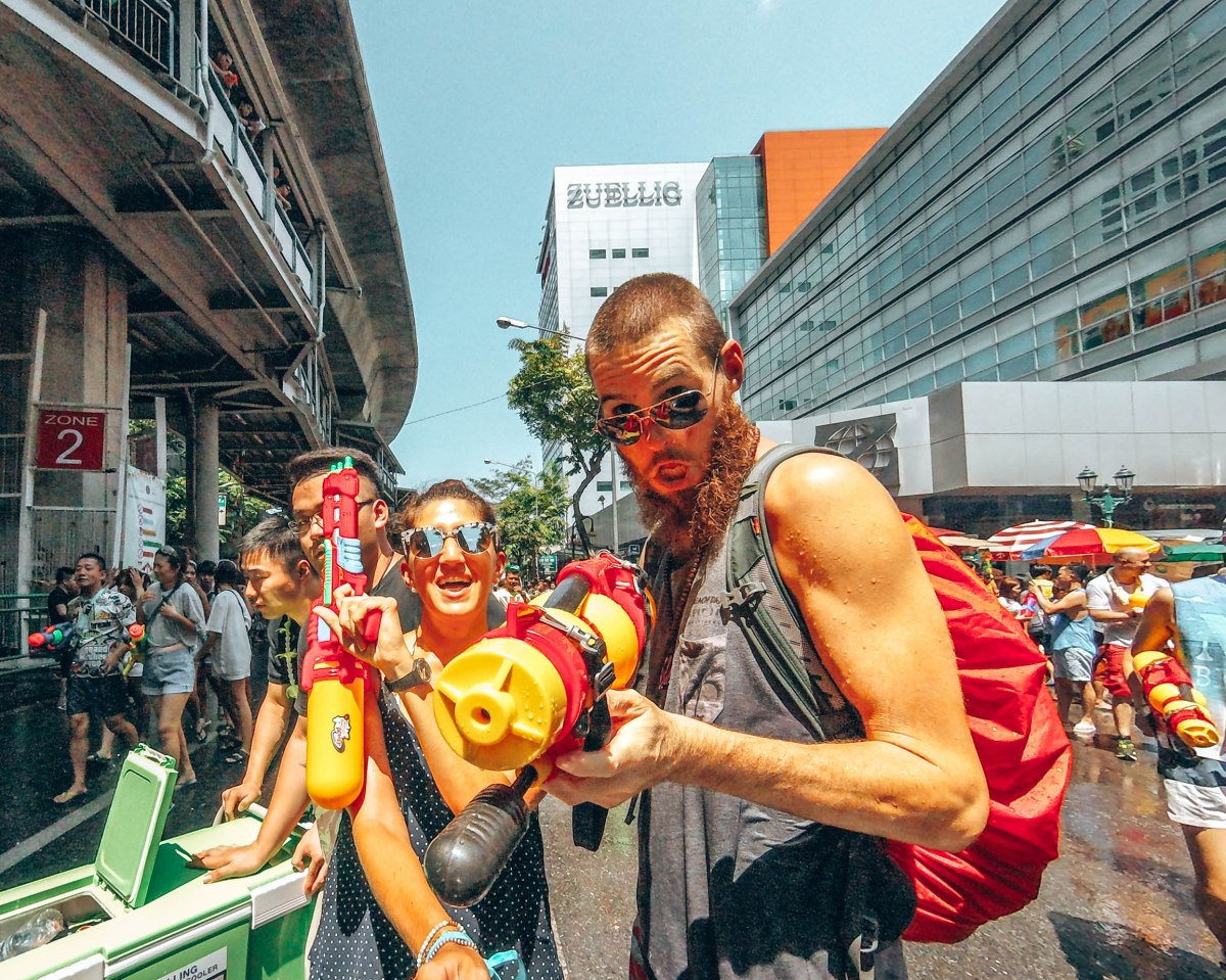 Songkran, everything you need to know about the best waterfestival