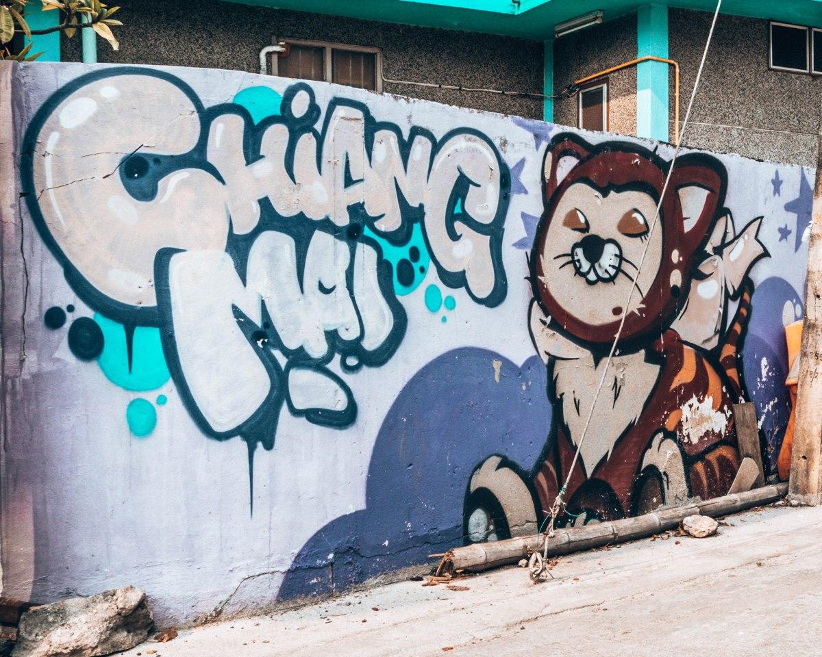 Chiang Mai Street Art – Aphotoblog