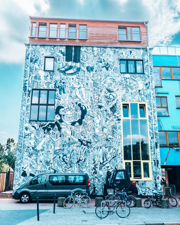 Berlin Street Art – Aphotoblog