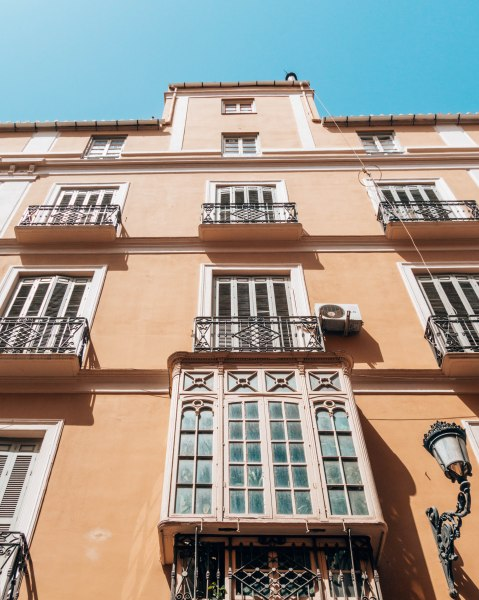 bay window spanish balconies valencia