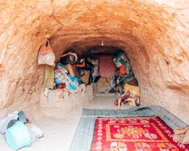 Nomad tribe berber storage