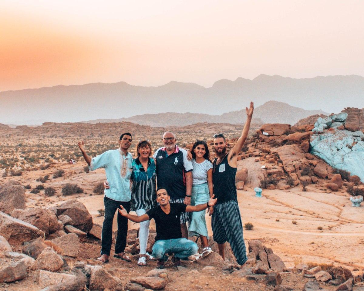 The best way to tourMorocco