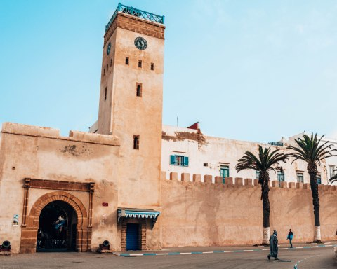 Kasbah Essaouira