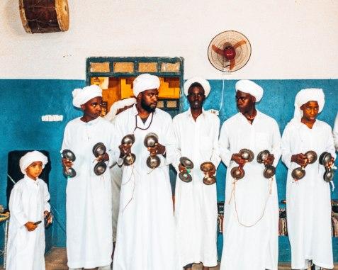 Gnaoua village music