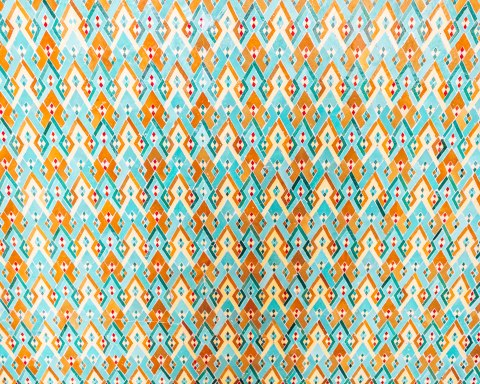 Hassan 2 mosque casablanca morocco mosaic patterns