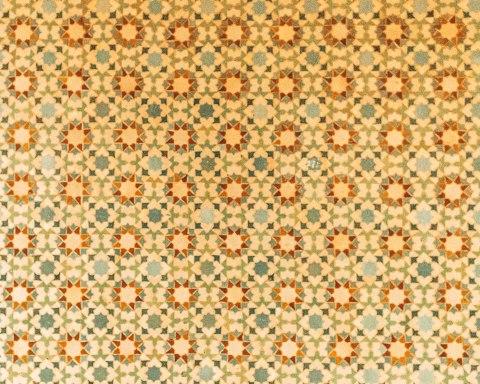 Hassan 2 mosque casablanca morocco zellige mosaic details