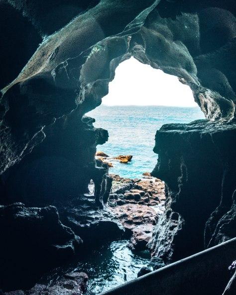 Hercules cave, Tangier, Morocco