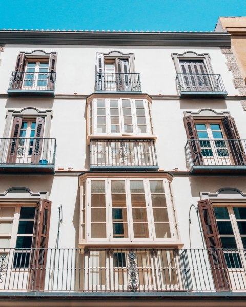 spanish bay windows valencia spain