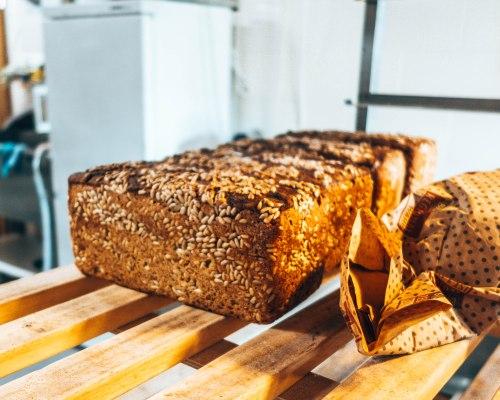 Bread in Berlin Germany