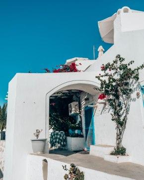 Firostefani Santorini Greece