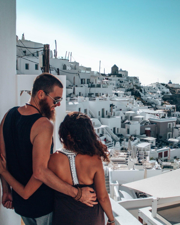 The best of Santorini on abudget