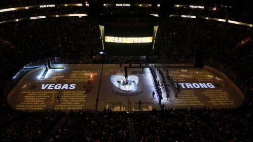 Las Vegas Golden Knights Vegas Strong