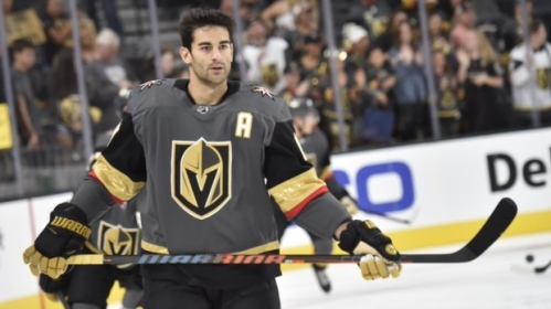 max pacioretty new member of the vegas golden knioghts