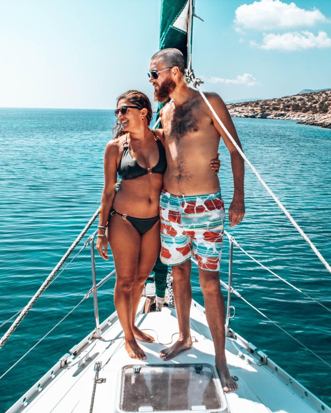 wediditourway xanemo sailing boat Naxoes Greece2