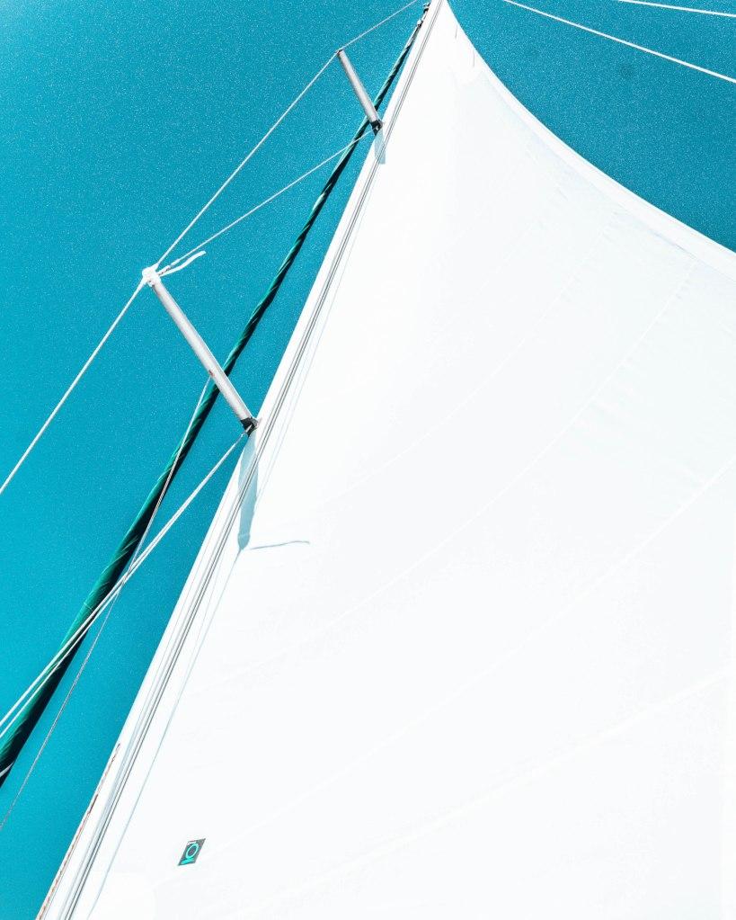 Xanemo sailing sail Naxos Greece