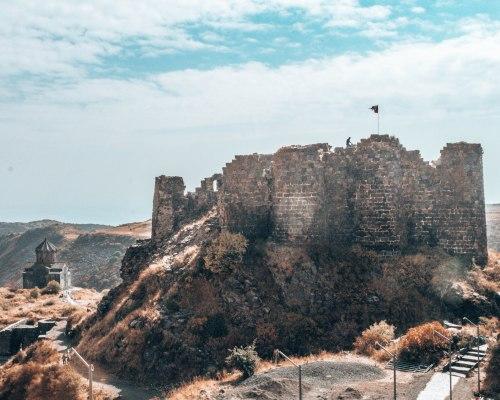Amberd fortress Armenia