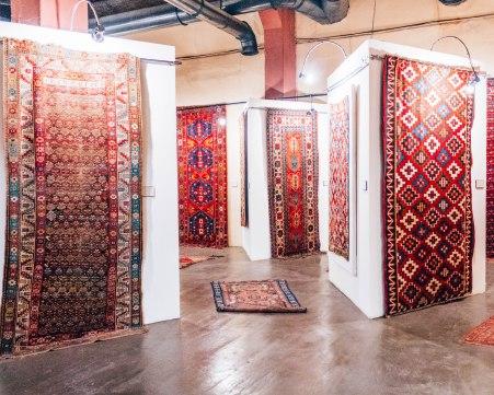 Armenian rug Megerian carpet company museum 2