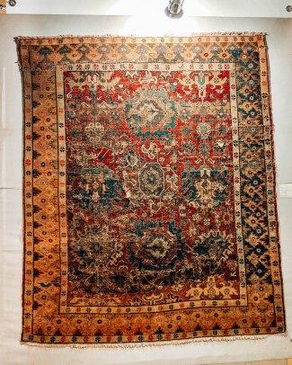 Armenian rug Megerian carpet company museum 3