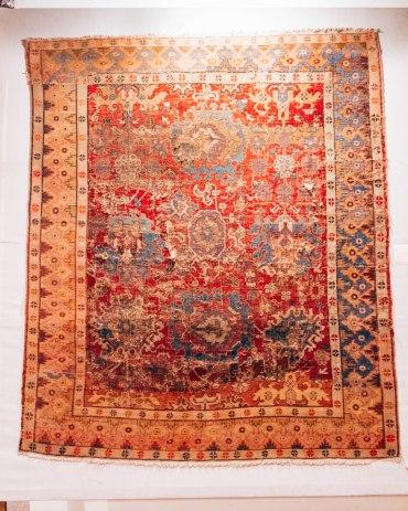 Armenian rug Megerian carpet company museum