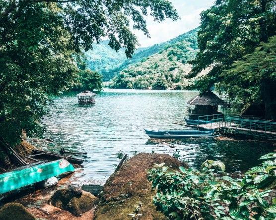 Balanan lake Philippines