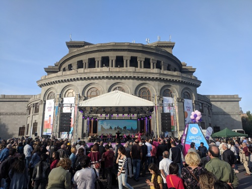 Opera Yerevan Armenia
