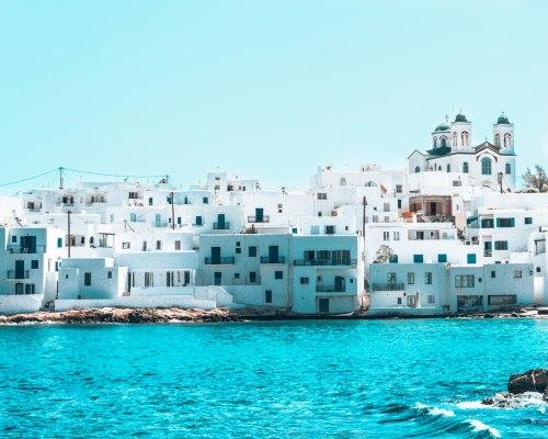 Paros Island Greece