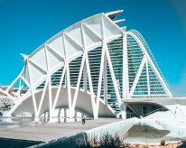 Science and culture park Valencia Spain
