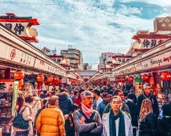 Tokyo markets Japan