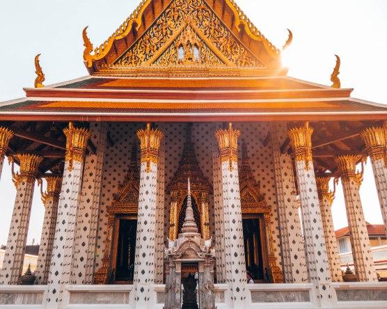Wat Arun Bangkok Tjailand 2