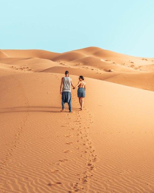 Wediditourway Sahara desert Morocco