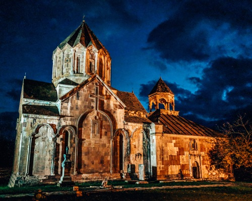 Gandzasar monastery Artsakh