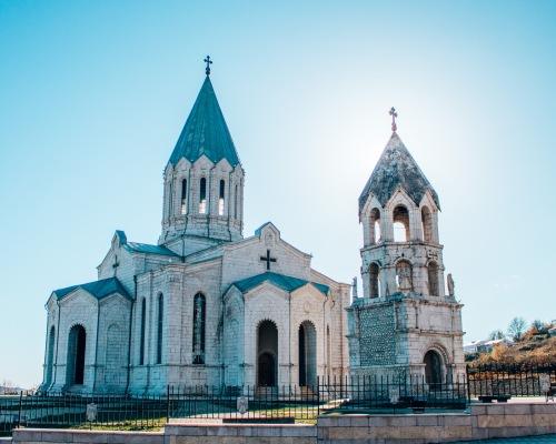 Ghazanchetsots Shushi Artsakh