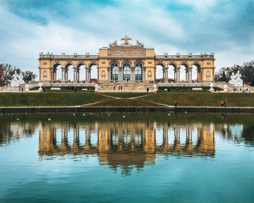 Gloriette Vienna Austria