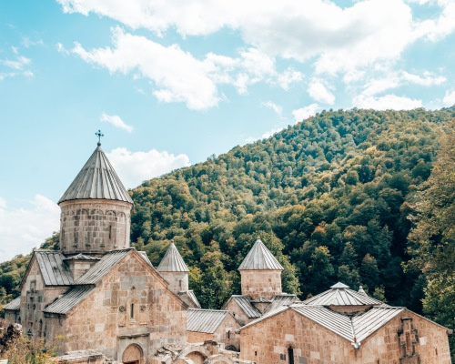 Haghartsin Monastery DIllijan Armenia