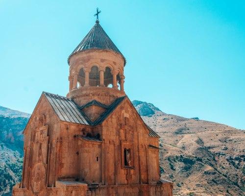 Noravank Monastery Armenia_