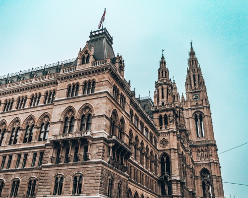 Rathaus Vienna City Hall Austria