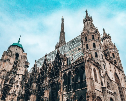 St Stephen's Cathedral Vienna Asutria