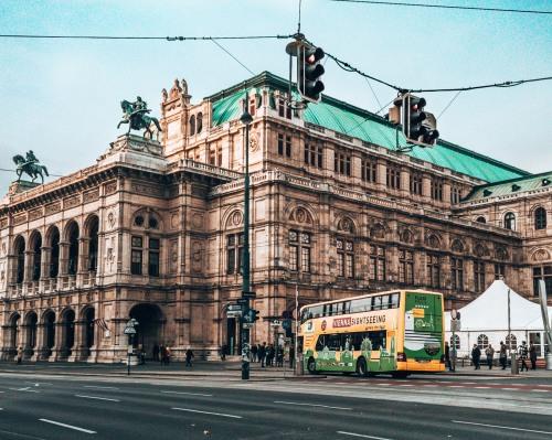 State Opera House Wiener Staatsoper Vienna Austria
