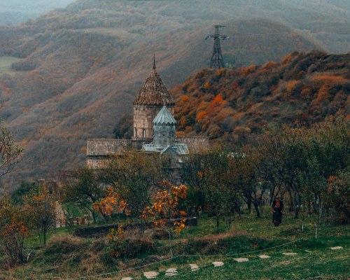 Tatev Monastery Armenia