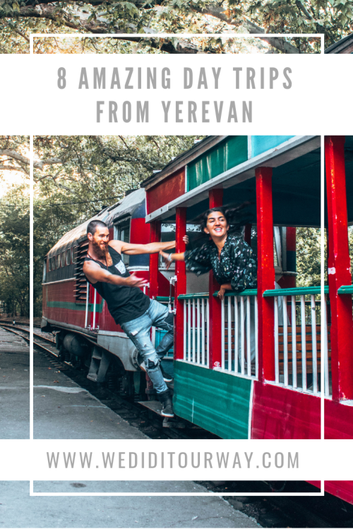 8 amazing day trips from Yerevan, Armenia's capital.  From churches, monasteries, astronomical sites, temples, Lake Sevan and so much more.  Here are all the amazing sites you can visit right from Yerevan.   www.wediditourway.com