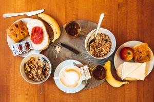 Atticus B&B breakfast Ljubljana Slovenia