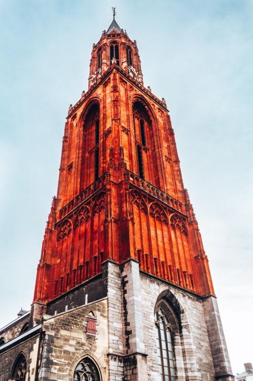 The Sint-Janskerk church in Maastricht, Netherlands