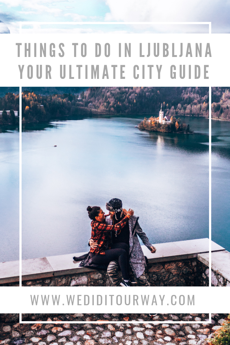There are a ton of amazing things to do and see in Ljubljana, Slovenia. Here are our recommendations of what to do, where to stay, what to eat and how to get around. Tips, tricks and more to have the best time in Ljubljana #slovenia #ljubljana #travel #lakebled #traveltips #cityguide #thingstodo