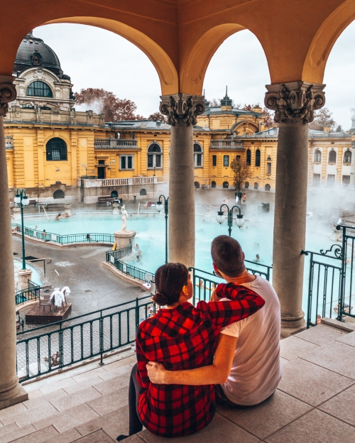 No visit to Budapest is complete without hitting up the baths